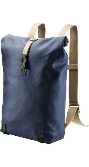 Brooks Pickwick Canvas Plecak 26l niebieski